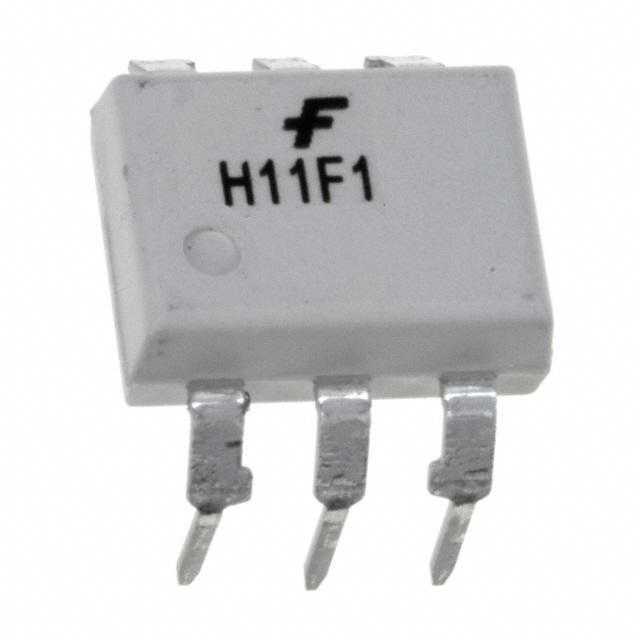 H11F2 OPTOISOLTR 5.3KV Foto FET 6-DIP